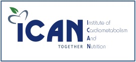 Logo ICAN Institute of Cardiometabolism And Nutrition