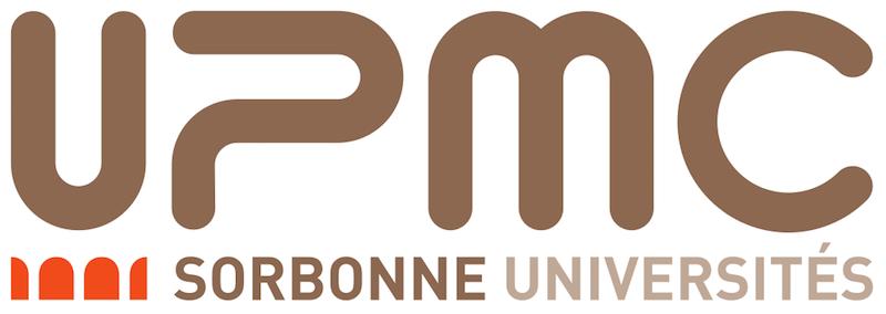 Logo UPMC Université Pierre et Marie Curie