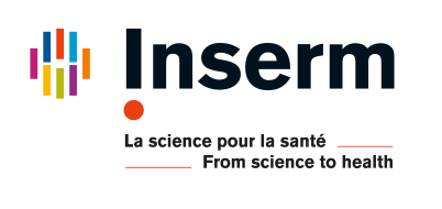 logo Inserm - Institut national de la santé et de la recherche médicale